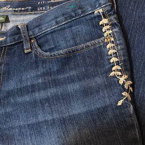 🍁 Eddie Bauer~Boyfriend Jeans~~🍁